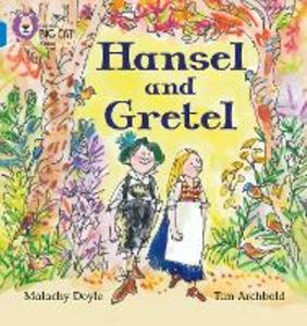 Hansel and Gretel: Band 04/Blue - cover