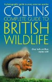 British Wildlife: A Photographic Guide to Every Common Species - Paul Sterry - cover