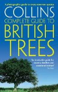 British Trees: A Photographic Guide to Every Common Species - Paul Sterry - cover