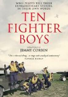 Ten Fighter Boys - cover