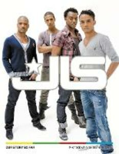 Ebook in inglese JLS: Our Story so Far -, -