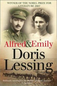 Alfred and Emily - Doris Lessing - cover
