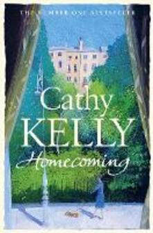 Homecoming - Cathy Kelly - cover