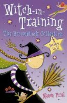 The Broomstick Collection: Books 1-4 - Maeve Friel - cover