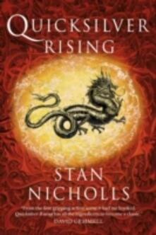 Quicksilver Rising - Stan Nicholls - cover