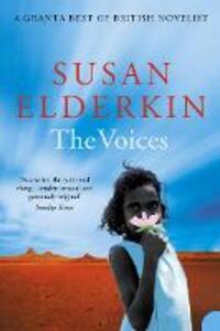 The Voices - Susan Elderkin - cover