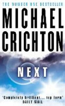 Next - Michael Crichton - cover