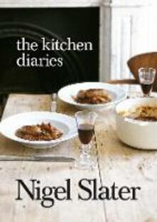 The Kitchen Diaries - Nigel Slater - cover