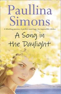A Song in the Daylight - Paullina Simons - cover