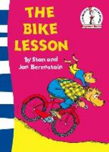 The Bike Lesson: Another Adventure of the Berenstain Bears - Stan Berenstain - cover