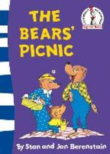 The Bears' Picnic: Berenstain Bears - Stan Berenstain - cover