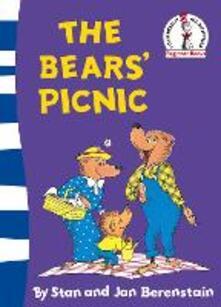 The Bears' Picnic: Berenstain Bears - Stan Berenstain - cover