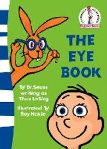 The Eye Book - Dr. Seuss - cover