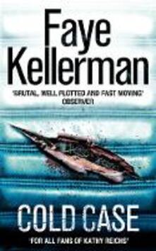 Cold Case - Faye Kellerman - cover