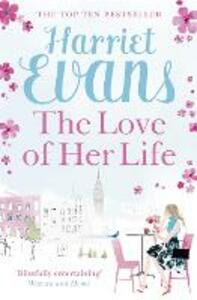 The Love of Her Life - Harriet Evans - cover