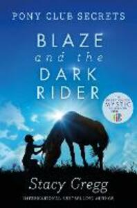 Blaze and the Dark Rider - Stacy Gregg - cover