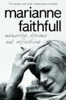 Memories, Dreams and Reflections - Marianne Faithfull - cover