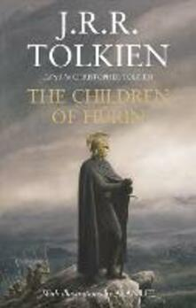 The Children of Hurin - J. R. R. Tolkien - cover