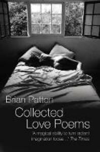 Collected Love Poems - Brian Patten - cover