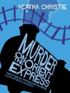 Murder on the Orient Express - cover