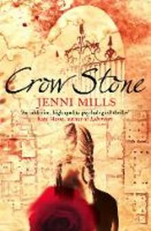 Crow Stone - Jenni Mills - cover