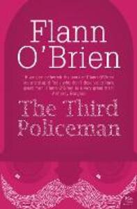 The Third Policeman - Flann O'Brien - cover
