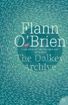 The Dalkey Archive - Flann O'Brien - cover
