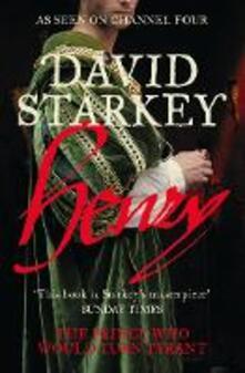 Henry: Virtuous Prince - David Starkey - cover