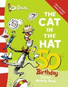 The Cat in the Hat Sticker Book - Dr. Seuss - cover