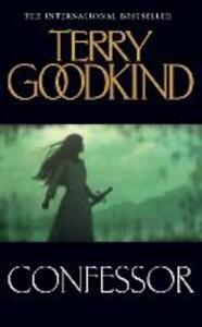 Confessor - Terry Goodkind - cover
