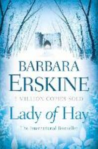 Lady of Hay - Barbara Erskine - cover