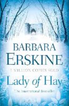 Lady of Hay - Barbara Erskine - cover