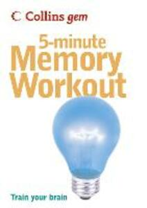 5-Minute Memory Workout - Sean Callery - cover