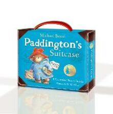 Paddington's Suitcase - Michael Bond - cover