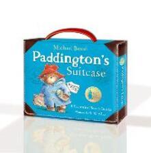 Paddington's Suitcase - Michael Bond - cover