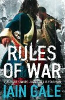 Rules of War - Iain Gale - cover