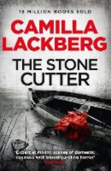 The Stonecutter - Camilla Lackberg - cover