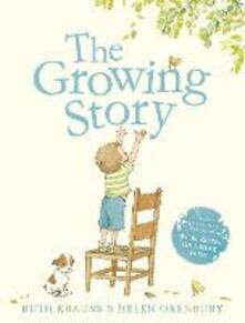 The Growing Story - Ruth Krauss - cover