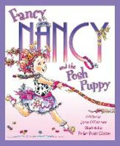 Fancy Nancy and the Posh Puppy - Jane O'Connor - cover