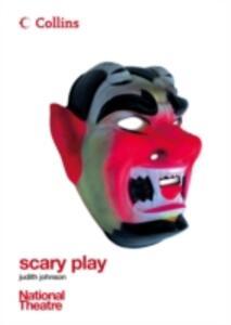 Scary Play - Judith Johnson - cover