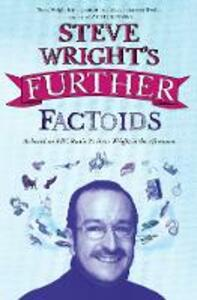 Steve Wright's Further Factoids - Steve Wright - cover