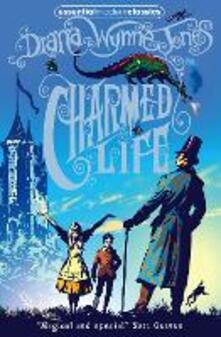 Charmed Life - Diana Wynne Jones - cover