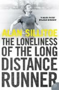 The Loneliness of the Long Distance Runner - Alan Sillitoe - cover
