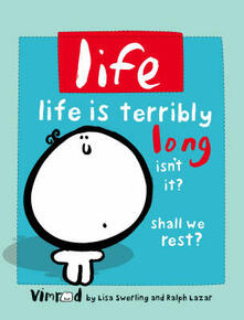 Life - Lisa Swerling,Ralph Lazar - cover