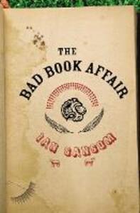The Bad Book Affair - Ian Sansom - cover