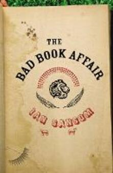 The Bad Book Affair - Ian Sansom - cover