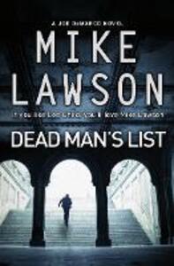 Dead Man's List - Mike Lawson - cover