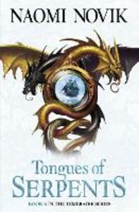Tongues of Serpents - Naomi Novik - cover