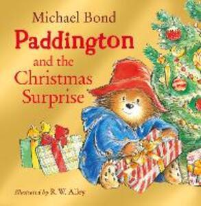 Paddington and the Christmas Surprise - Michael Bond - cover