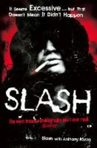 Slash: The Autobiography - Slash - cover